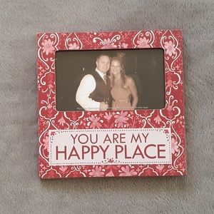 Primitives by Kathy You Are My Happy Place Frame